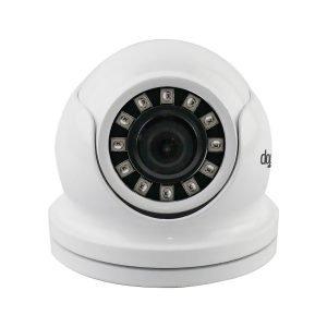 Mini Dome 5MP Lite - Focale Fissa 3,6mm - 12 LED SMD da 12µ