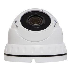 Telecamera Dome 4K Lite - Varifocale 2,8-12mm - 24 LED SMD da 14µ
