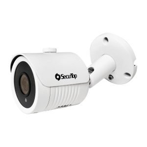 Telecamera Bullet 4K Lite - Focale Fissa 3,6mm - 20 LED SMD da 14µ