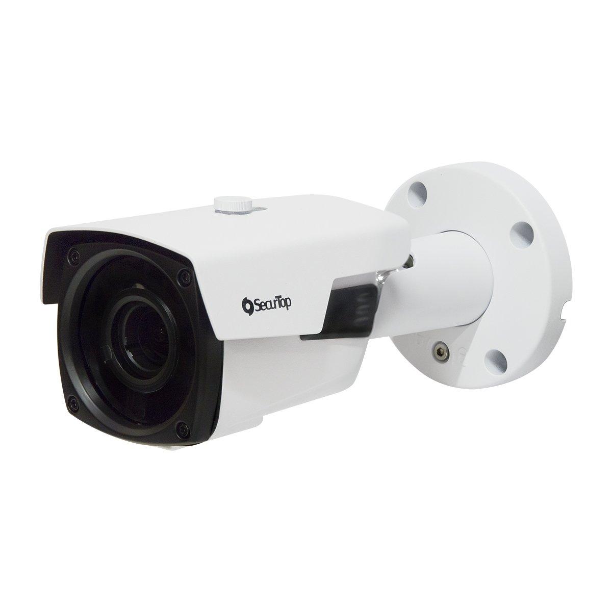 Telecamera 8 Megapixel - Varifocale 2,8-12mm - 4 LED Array