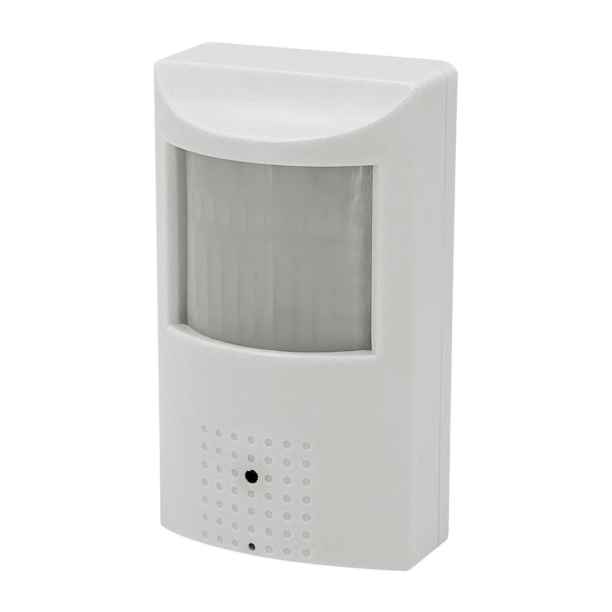 Telecamera IP 2Mpx 48 LED NERI (non visibile ad occhio umano), Focale fissa 3,7mm