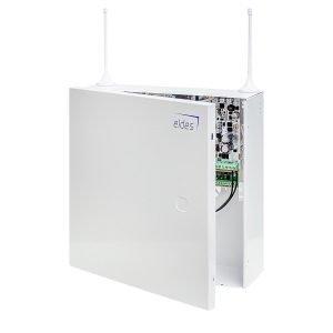Centrale a microprocessore ESIM384, fino a 64 dispositivi senza fili con 8 zone cablate a bordo