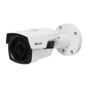 Telecamera IP PoE Sony Starlight - 5 Megapixel - Varifocale Motorizzata 2,7-13,5mm - 4 LED Array