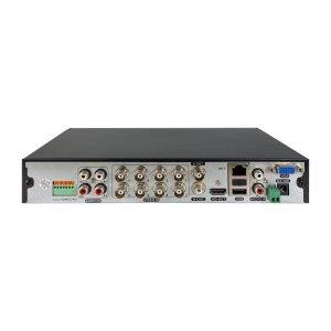 XVR 4K Ibrido 5in1 8 Canali - Intelligenza Artificiale - 4 Ingressi Allarme - Cloud - 8Mpx