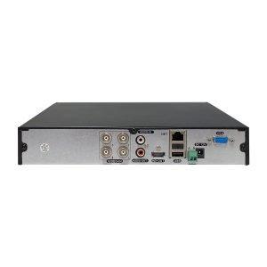 XVR 5Mpx 4 Canali 5in1 - Intelligenza Artificiale - Cloud - AHD