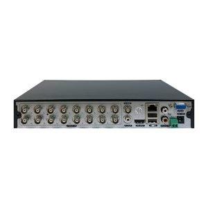XVR 5Mpx 16 Canali 5in1 - Intelligenza Artificiale - Cloud