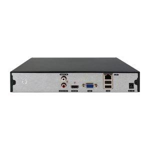 NVR 9CH 4K - Cloud - Uscita Video HDMI - VGA - Intelligenza Artificiale