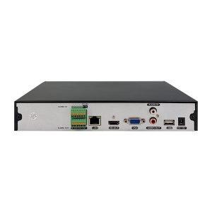 NVR 16CH 4K - Cloud - Uscita Video HDMI - VGA - Intelligenza Artificiale